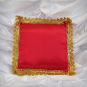 Атласная подушка для орденов