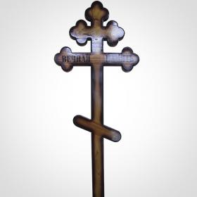 Крест дубовый, 220 см