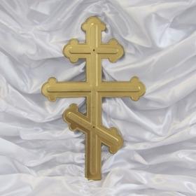 Крест на крышку гроба, без распятия.